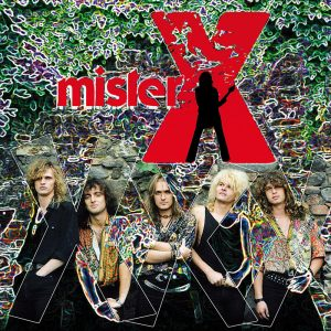 Mister X cover