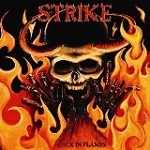 Strike Black in Flames LP